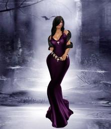 Itiera Vampira - Royal Purple