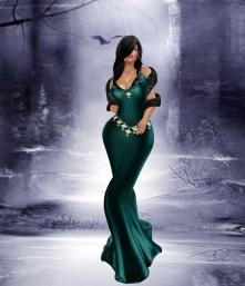 Itiera Vampira - Elf Green