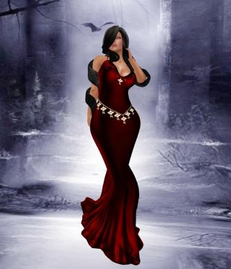 Itiera Vampira - Red